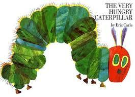 Tiny Tots Play Date: Hungry Caterpillar