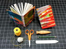Introduction to Bookbinding: Single & Multi-Section...