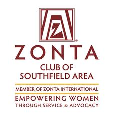 The Zonta Club of Southfield Area logo