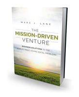Lunch with Marc Lane: The Mission-Driven Venture