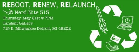Reboot, Renew, Relaunch