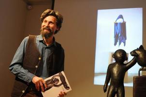 The Secret Soul of Bronze: an evening with sculptor...