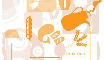 Break Bread Hospitality Chefs Dinner Series Event #1...