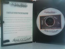 DVD*COSMETOLOGY INSTRUCTOR BOARD PREP (CHALLENGE BOARD...