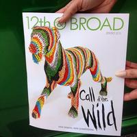 12TH & BROAD SPRING 2015 MAGAZINE RELEASE PARTY