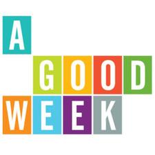 A Good Week logo