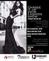 Change It Up 2015 Launch Fashion Show