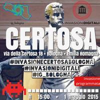 Invasione Digitale Ig_Bologna: Certosa di Bologna