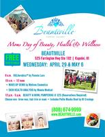 Moms Day of Beauty, Health & Wellness