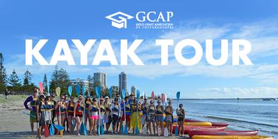 GCAP Kayak Trip