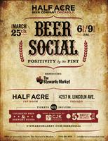 Half Acre Beer Social: Benefiting the Stewards Market