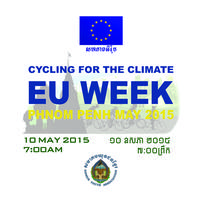 "EU on a Bicycle ""Cycling for the Climate"""