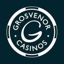 Grosvenor Casinos London logo