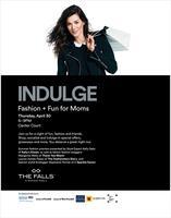 INDULGE: Fashion + Fun for Moms