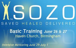Bethel Sozo Basic Training June 26 & 27 (opt....