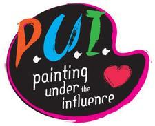 Painting Under the Influence logo