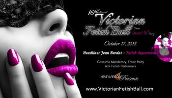 16th Annual Victorian Fetish Ball Denver 2015