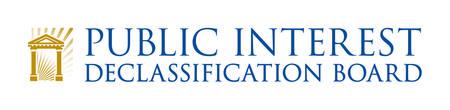 Public Meeting of the Public Interest Declassification ...
