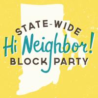 Hi Neighbor! Statewide Block Party