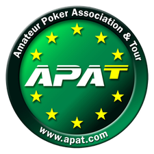 Amateur Poker Association & Tour logo
