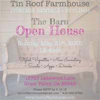 The Barn Open House