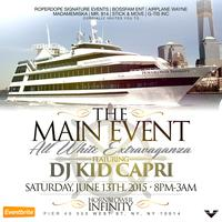"""The Main Event"" All White Dinner Extravaganza..."