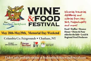 The 4th Annual Hudson Berkshire Wine & Food Festival