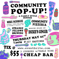 Community Pop Up