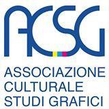 ACSG (Associazione Culturale Studi Grafici di Milano) logo