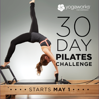 Pilates Challenge Kick-off Party - Tarzana