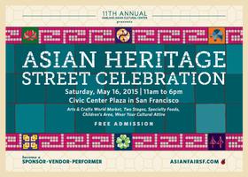 Asian Heritage Street Celebration Vendor Fees Payment P...