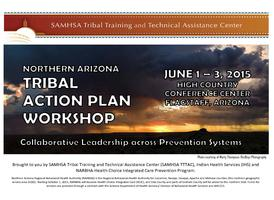 Northern AZ Tribal Action Plan Workshop presented by...