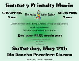 May Sensory Friendly Movie
