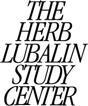 Herb Lubalin Study Center logo