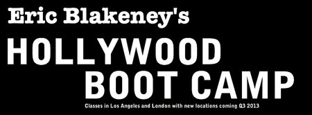 2 Day Hollywood Bootcamp-MASTER CLASS London