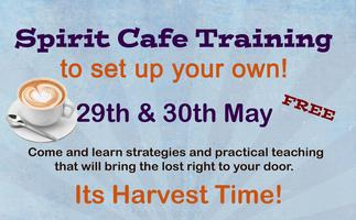 Spirit Cafe - Training to set up your own! - FREE