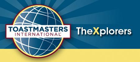 Incontro Xplorers Toastmasters Club - Milano 19/05/2015