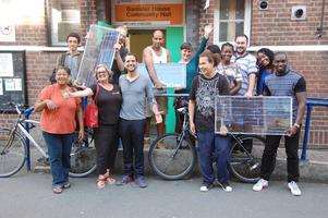 Banister House Solar launch party