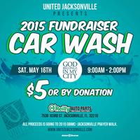 GOD BELONGS IN MY CITY- 2015 Fundraiser CAR WASH