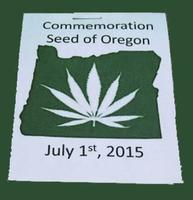 Oregon Commemorative Marijuana Seed Giveaway + Prize...