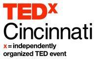 TEDxCincinnati logo