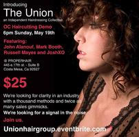 The Union - OC Haircutting Demo