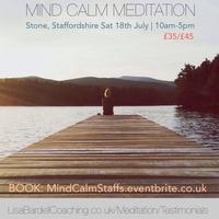 STAFFORDSHIRE Mind CALM Modern Meditation Workshop -...