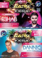 Electric Wonderland - Feat. 2 x World Top 30 Superstar...