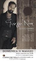 Giuseppe Ricca - Luci e Ombre live