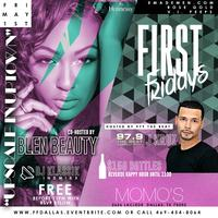 Hennessy & 5MadeMen.com Presents: FIRST FRIDAY'S @...