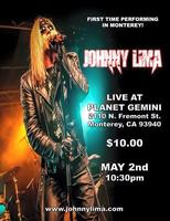 JOHNNY LIMA LIVE AT THE PLANET MAY 2ND