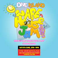 ONE ISLAND Warehouse Jam The DayTime Warehouse Party -...