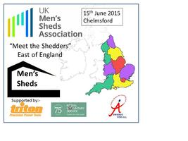 Meet the Shedders – East of England