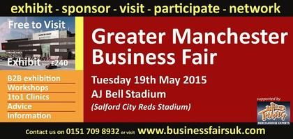 Greater Manchester Business Fair 2015